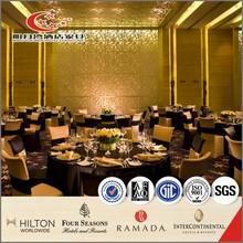 star hote restaurant dinning table and chair