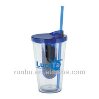 popular plastic cup with printing
