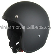 Open face casque, Casque en fibers de carbone, Carbon casque de moto
