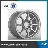 ZW-P712 High quality replica car alloy wheels rims