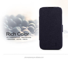 Fresh Series Leather phone case for huawei G610