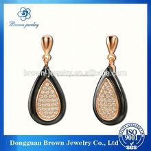 Latest Design clip on earrings men