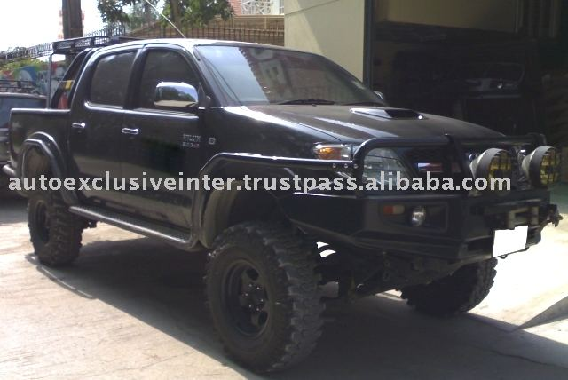 Hilux offroad products decoration buy hilux offroad for Decoration 4x4