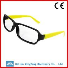 China OEM low price plastic 3d glasses