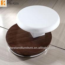 Modern high gloss mdf Newland living room coffee table malaysia TB-N23A