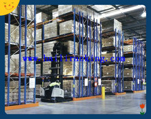 Collapsible & Stackable strong and reliable pallet rack for warehouse material storage