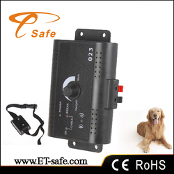 dog training collar New rechargeable waterproof large dog fence