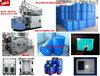 55 gallon automatic blowing mold machine/55 gallon plastic drum blow molding machine