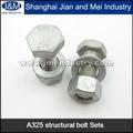 ASTM A325 Estructural Hexagonal Bolt