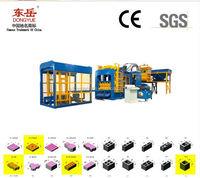 QT4-15 machine de fabrication de briques de beton price in india brick block machine