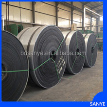 Chinese High Quality Cheap Cotton Rubber Conveyor Belts Wear Resistance and Skid Resistance