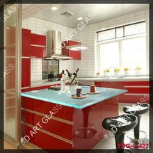 Fusion countertops with molded sink