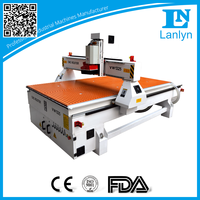 1325 Manual 3D Woodworking CNC Router Machine for Wood Carving