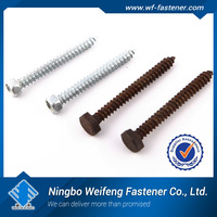 Sandwich belt interface cross flat round head flat tail tapping screws bulk buy from china