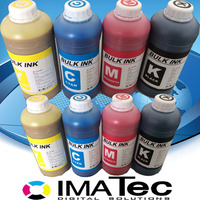 One Liter Digital Solvent Ink For Mimaki Plotters With DX-4 DX-5 Head