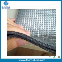 Aluminum Foil XPE Foam PE Foam laminated with Aluminum foil for roof and wall insulation