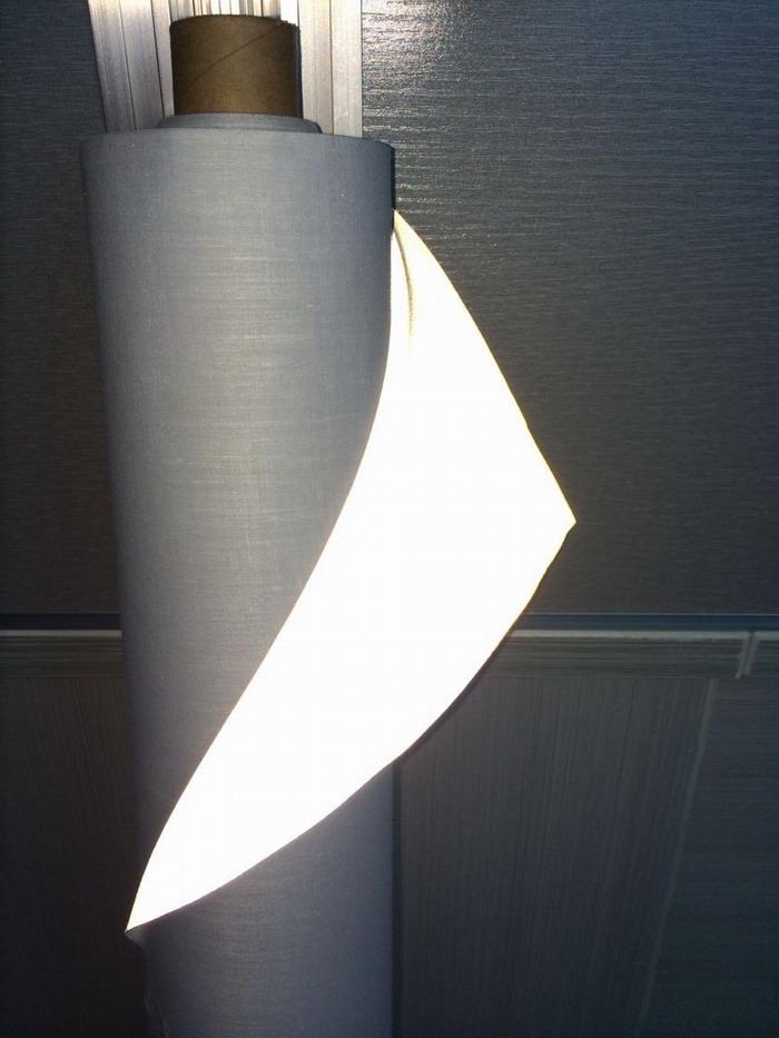 EN471 Glow in the Dark Polyester Fabric