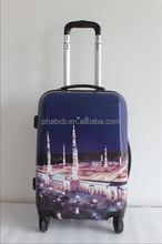 pinghu 2015 most fashionable and stylish brand luggage case