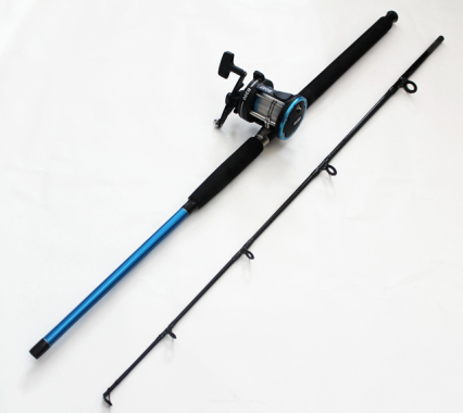 Complete competitive fishing combo strong quality for Strongest fishing rod