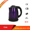 1.8L stainless steel electric kettle in Canton Fair, superior electric kettle
