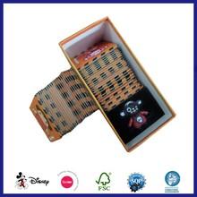 7 Families Custom Paper Bingo Card Game