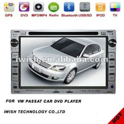double dins iwish 2011 VW passat car dvd player