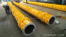 6-30m Pole Steel Mould/Concrete Pole Steel Mould/Pre-stressed Concrete Pole Mould