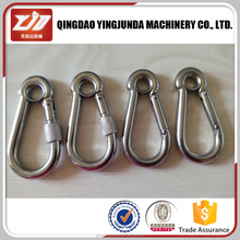 best rigging snap hook snap hook with eyelet stainless steel carabiner wholesale