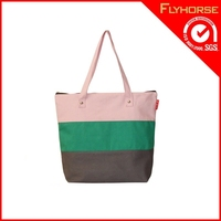 Many stocks cotton shopping bag