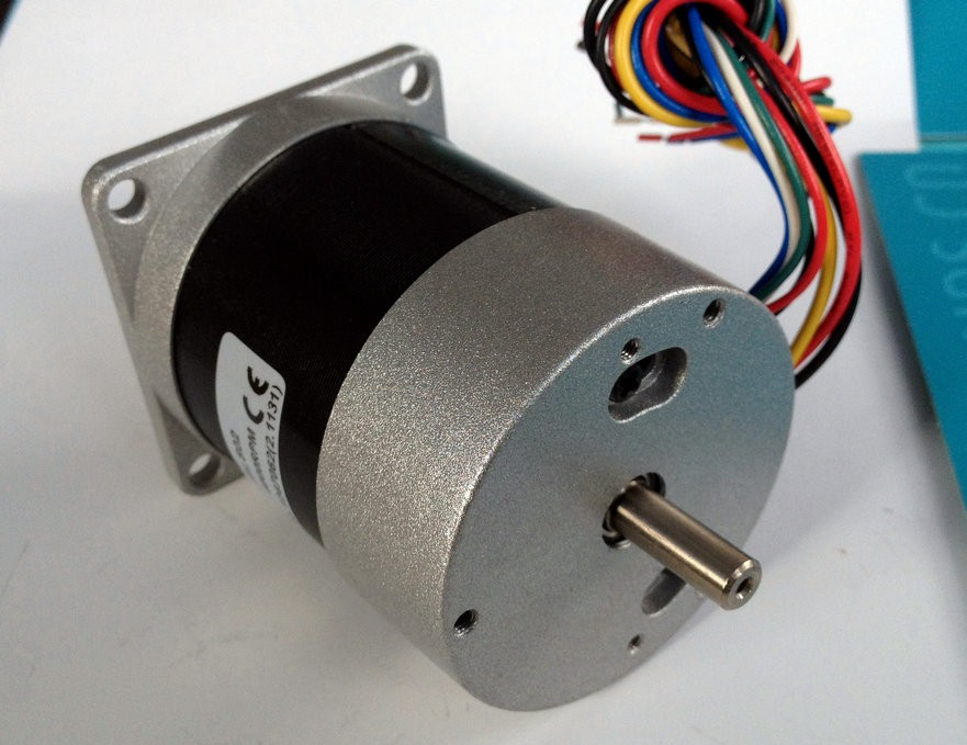 brushless dc motor thesis Design of an outer-rotor brushless dc motor for control moment gyroscope applications a thesis submitted to the graduate school of natural and applied sciences.