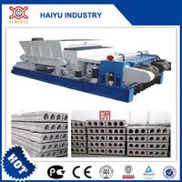 Building Precast Concrete Hollow Core Slab Molding Machine