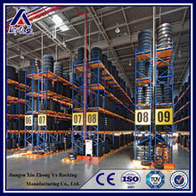 Tire storage selective pallet rack warehouse stoage solution (XZY Racking)