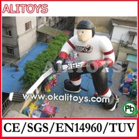 Strong PVC giant inflatable models, outdoor advertising models