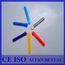 [AiFan Dental ] High quality dental instruments orthodontic elastic ligate tie elastomeric