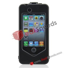 Muti-Functional Waterproof Case for iPhone 4/ iPhone 4s with Bike & Motorbike Mount