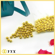 Decorative Gold Metal Bead for Clothes
