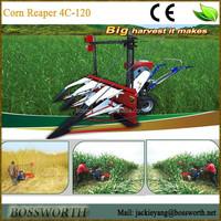 corn silage making machine