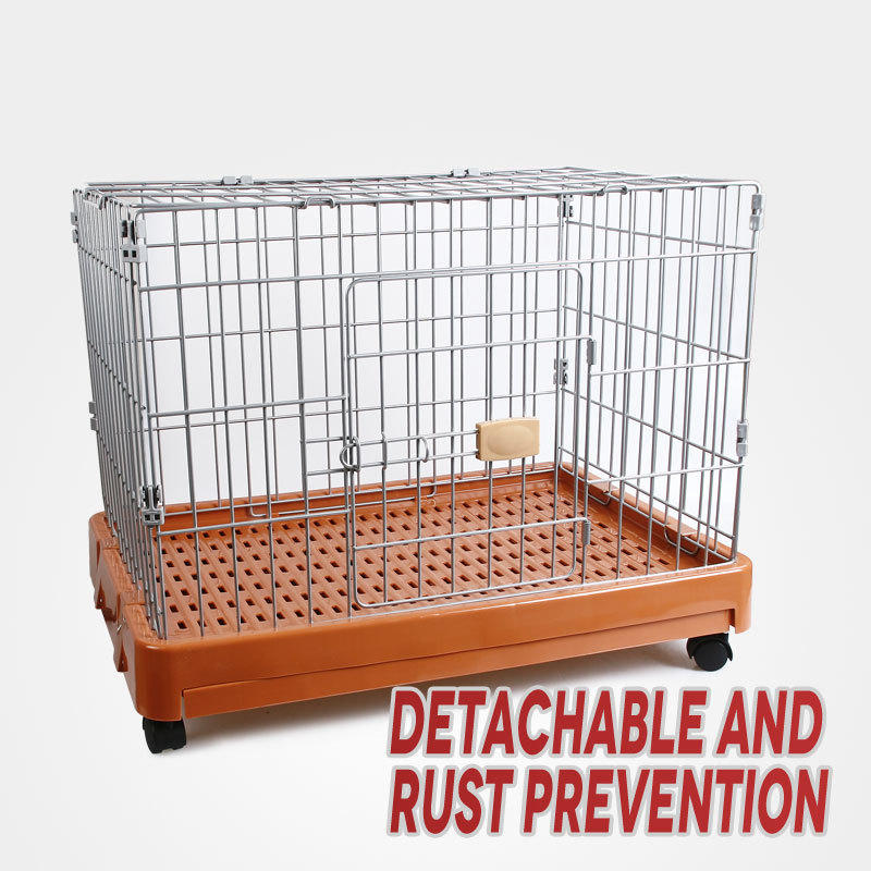 Pets accesories supplier iron dog cages cat cages