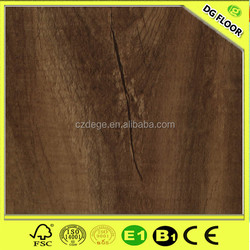 Made In China PVC Tile Wood Pattern For Home Use PVC Sheet Floor Vinyl Flooring
