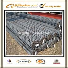 Hebei Tangshan steel product iron bars high quality rebar in bundles