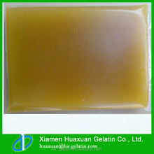 High viscosity glue for construction