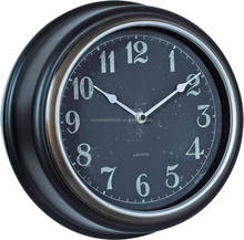 """ABS and PP antique 12"""" clock"""