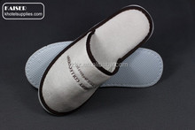China supplier for hotel slippers disposable hotel slippers made in China