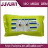 dog wet wipe for pet cleaning