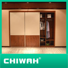 2014 Hot sale modern built-in wardrobe closet designs for wholesale made in China