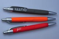 2015 Brand Name Promotion Advertising Rubber Ballpoint Pen, Gift Pen Promotion