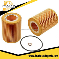 Factory wholesale types of car oil filter for bmw oil filter