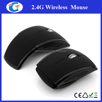 2.4GHz Wireless USB Optical Scroll Folding Foldable Arc PC Computer Laptop Mouse