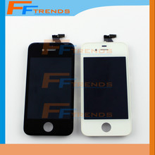 2014 new products IPS Original mobile phone LCD for iphone 4s LCD digitizer replacements