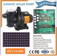 SOLAR SWIMMING POOL PUMP